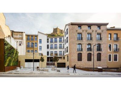 Vivienda colectiva Edificio Torrero