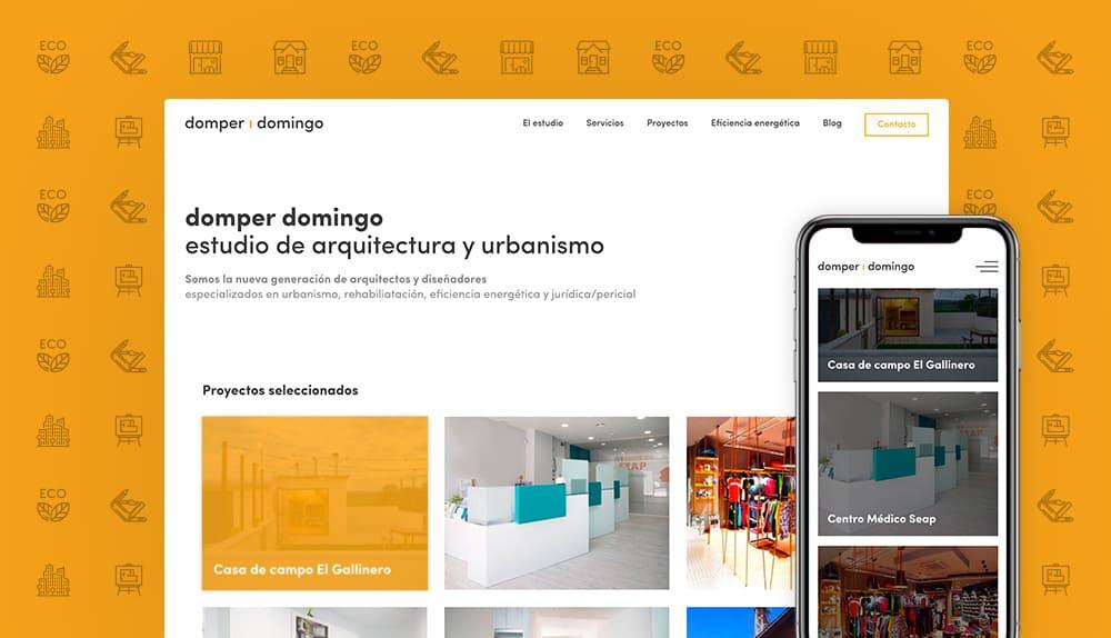 nueva web Kozo Arquitectura