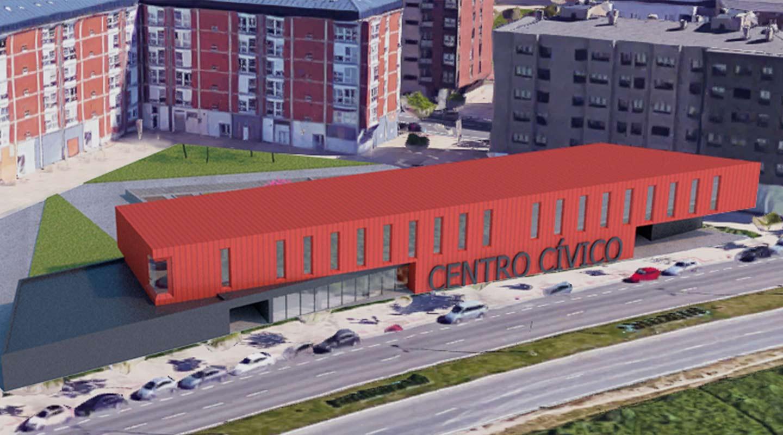 Centro cívico Burgos
