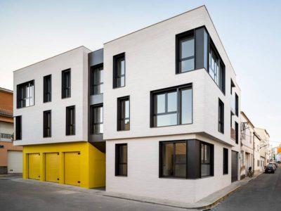 Vivienda colectiva Edificio Ninor