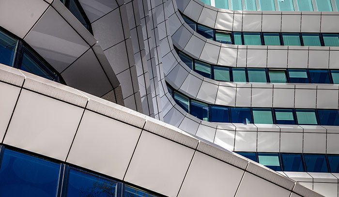ejemplos de edificios de arquitectura moderna