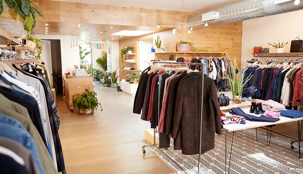 imagen local y tienda comercial