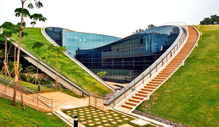 que es la arquitectura organica