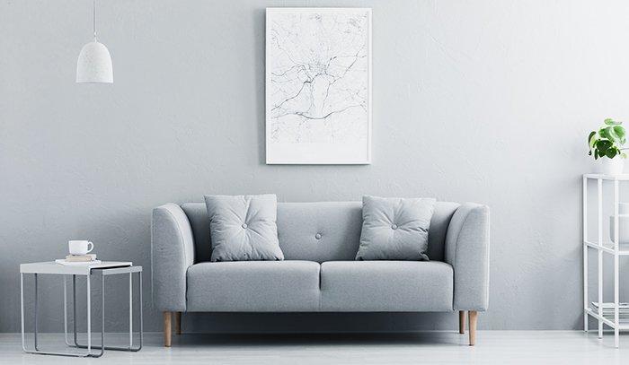 como conseguir una decoracion de interior minimalista
