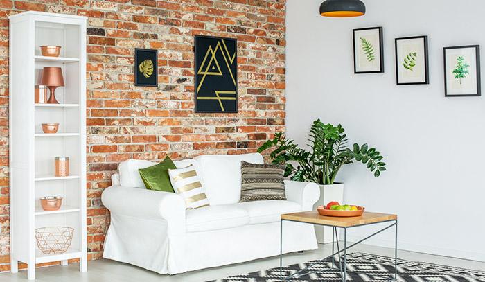 como conseguir una decoracion industrial en casa