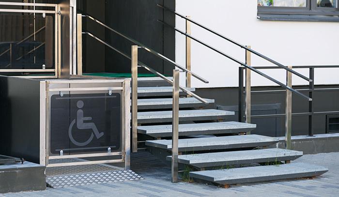 caracteristicas de la arquitectura inclusiva