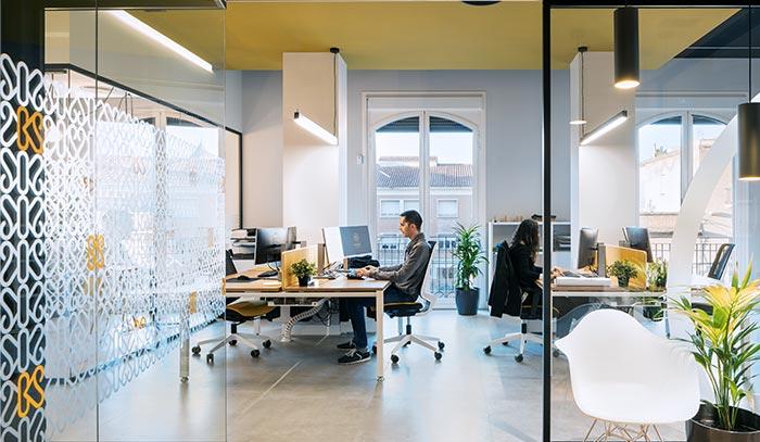 kozo arquitectura nuevo espacio de trabajo
