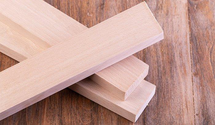 que tipos de tableros de madera existen