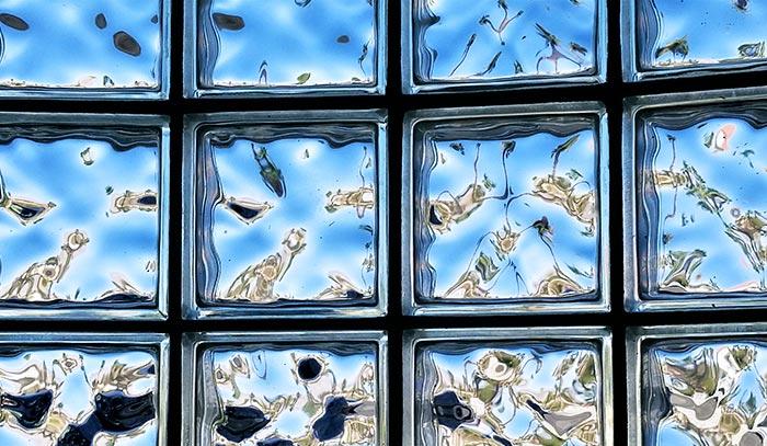 caracteristicas de los bloques de vidrio