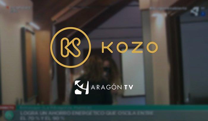 conoce nuestra casa pasiva en el reportaje de aragon tv