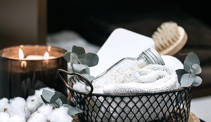 haz que tu bano sea tu lugar de descanso y relajacion